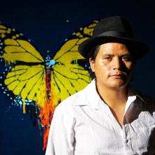 Cristoforo Colombo e le farfalle