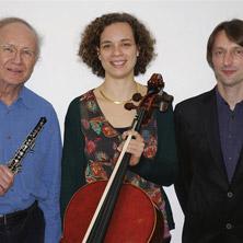 Heinz Holliger, Anita Leuzinger e Anton Kerjak