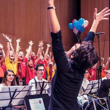 Orchestre e cori di Superar Suisse