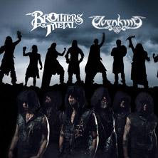 Brothers Of Metal + Elvenking
