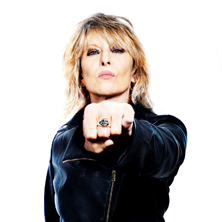 Chrissie Hynde & the Valve Bone Woe Ensemble
