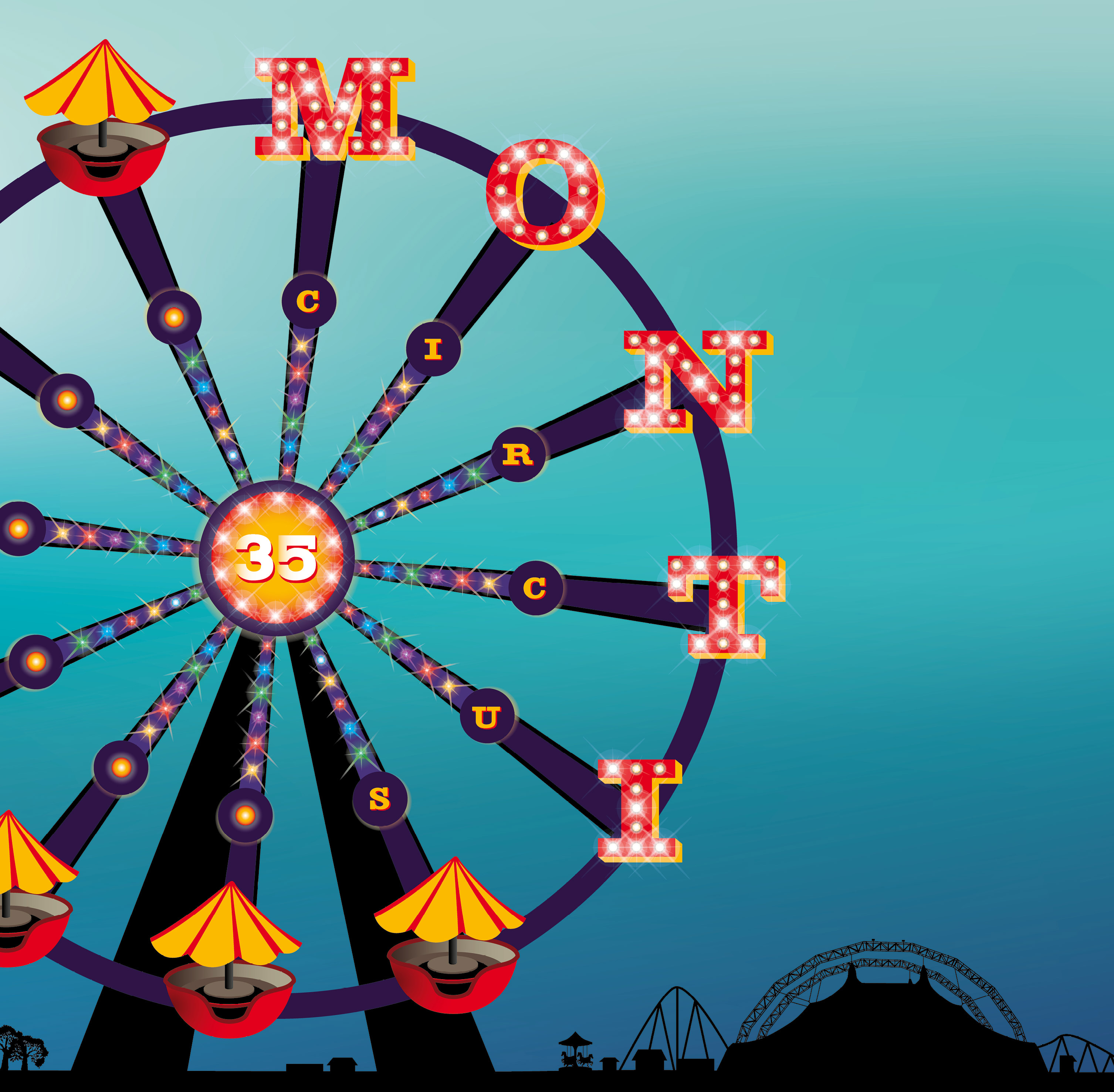 Risultati immagini per circus monti