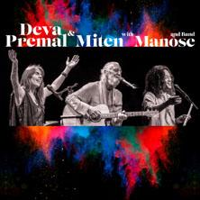 Deva Premal & Miten mit Manose