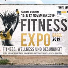 FitnessExpo Basel 2019