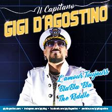 Gigi D`Agostino 2019