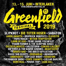 Greenfield Festival 2019