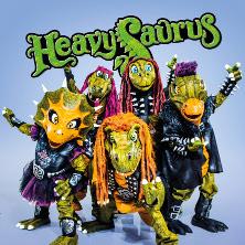 Heavysaurus - Live
