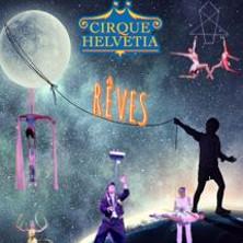 Cirque Helvetia tournée 2019