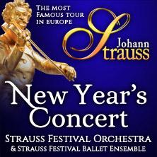 Johann Strauss New Year´s Concert
