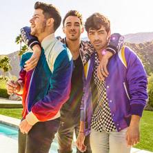 Jonas Brothers Happiness Begins Tour in Zürich, 13.02.2020 - Tickets -