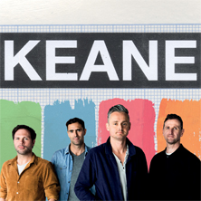 Keane - Cause and Effect Tour
