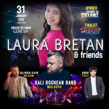 Laura Bretan & Friends