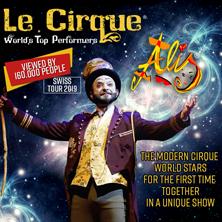 Le Cirque World