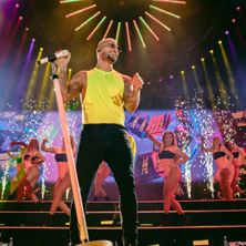 Maluma - 11:11 World Tour in Zürich, 04.06.2021 - Tickets -