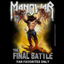 Manowar - The Final Battle Tour 2019