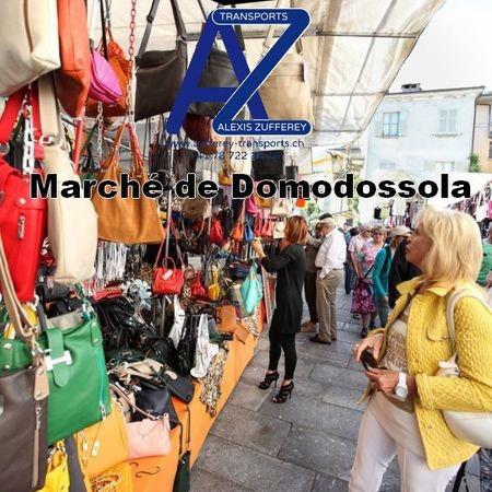 Marché de Domodossola