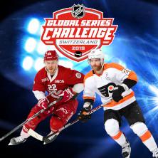 Lausanne HC vs. Philadelphia Flyers