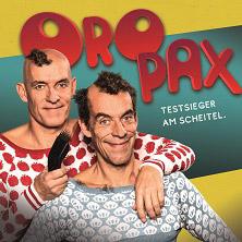 Oropax - Testsieger am Scheitel.