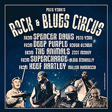 Pete York's Rock & Blues Circus