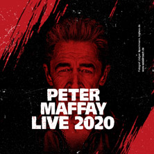Peter Maffay & Band in Zürich, 14.10.2021 - Tickets -
