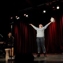 Poetry Slam trifft Jazz!