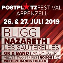 Postplatz Festival Appenzell