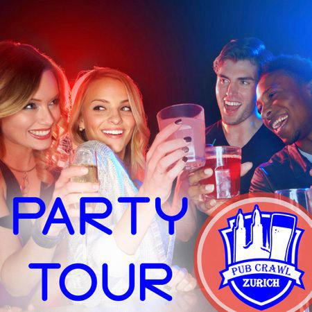 Pub Crawl Zurich - Party Tour
