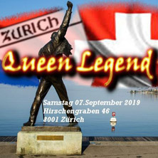 """Queen Legend in Zürich"""