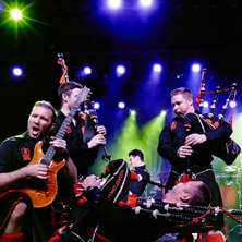 Red Hot Chilli Pipers - «Fresh Air» - World Tour 2019