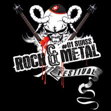 1. Swiss Rock&Metal Festival