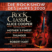 Rock meets Classic 2020 in Zürich, 06.03.2020 - Tickets -