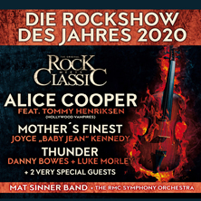Rock meets Classic 2020 - ACT VIP in Zürich, 06.03.2020 - Tickets -