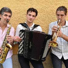 Rodrigo Botter Maio & Jazz via Brasil