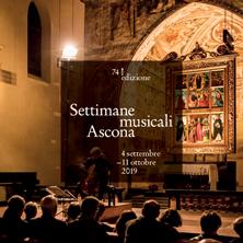 Settimane Musicali di Ascona 2019