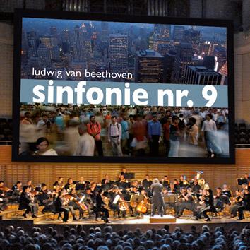 Sinfonie in Bildern - Beethoven 9