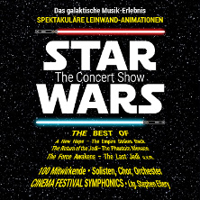Star Wars - The Concert Show 2020