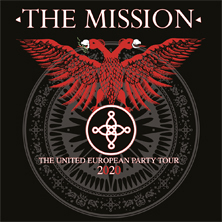 The Mission - The United European Party Tour