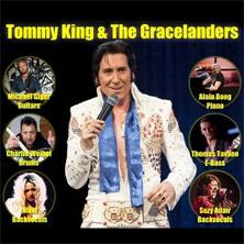 Elvis Konzert mit Tommy King & Band