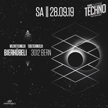 We Love Techno - The Show 2019