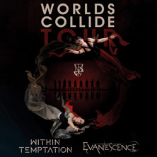 Within Temptation & Evanescence in Zürich, 12.04.2020 -
