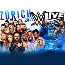 WWE Live 2019 - Zürich