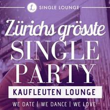 Zürichs grösste Singleparty