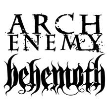ARCH ENEMY & BEHEMOTH - The European Siege 2021
