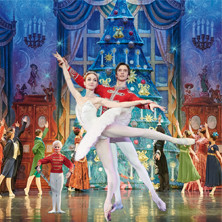 Der Nussknacker - Ballett in 2 Akten von P.I.Tchaikowsky