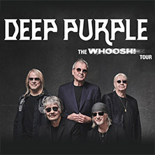 Deep Purple in Zürich, 20.10.2020 - Tickets -