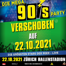 Die mega 90's Party