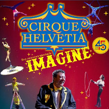 Cirque Helvetia tournée 2020