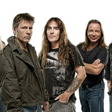 Iron Maiden in Zürich, 13.07.2020 -