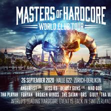 Masters of Hardcore Switzerland 2020 VIP