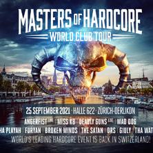 Masters of Hardcore Switzerland 2021